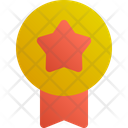 Medal Certified Rate Icon