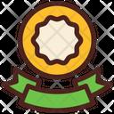 Award Badge Ribbon Icon