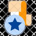 Medal Reward Achievement Icon