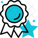 Badge Award Recognition Icon
