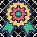Badge Award Winning Icon