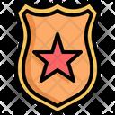 Badge Achievement Prize Icon