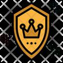 Badge Win Champion Icon