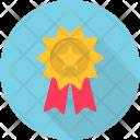 Badge Shopping E Commerce Icon