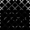 Badge Open Shop Icon