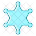Badge Authority Danger Icon