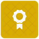 Badge Label Quality Icon