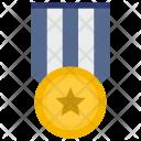 Military Hero Award Icon