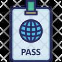 Badge Id Icon