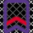 Badge One Stripe Icon