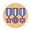 Badges Madals Achivements Icon