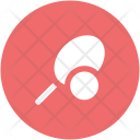 Badminton Racket Squash Icon
