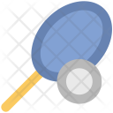 Badminton Racket Squash Icon