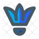 Badminton Sport Event Icon