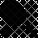 Badminton Racket Squash Game Icon
