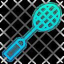 Racket Badminton Racket Game Icon