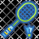 Badminton Shuttlecock Competition Icon