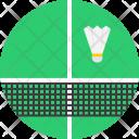 Badminton Shuttlecock Olympics Icon