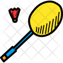 Badminton Shuttle Cock Icon