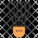 Badminton Shuttlecock Tool Icon
