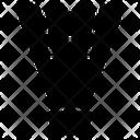 Badminton Birdie Icon