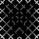 Badminton Shuttlecock Icon