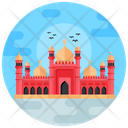 Badshahi Mosque Icon