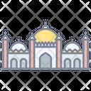 Badshahi Mosque Badshahi Masjid Mughal Architecture Icon