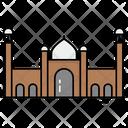 Badshahi Mosque Badshahi Masjid Landmark Icon