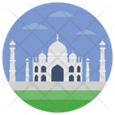 Badshahi Mosque Royal Place Religious Place Icon