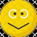 Baffled Emoticon Confused Emoticons Icon