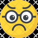 Baffled Emoticon Icon
