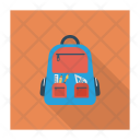 Bag Money School Icon