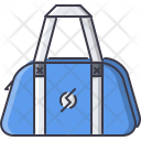 Bag Gym Fitness Icon