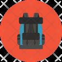 Bag Luggage Backpacker Icon