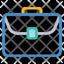 Portfolio Bag Luggage Icon