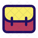 Bag Briefcase Hand Icon