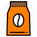 Bag Pack Coffee Icon