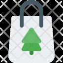 Bag Christmas Shopping Icon