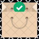 Shopping Bag Paperbag Icon