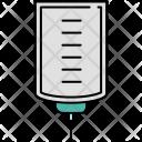 Bag Blood Bottle Icon
