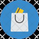 Tote Bag Shopping Icon