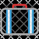 Bag Handle Briefcase Icon