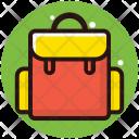 Luggage Baggage Suitcase Icon