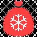 Bag Xmas Santa Icon