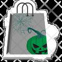 Bag Halloween Bag Horror Bag Icon