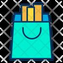 Bag Shopping Bag Full Bag Icon