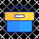 Bag Luggage Engineering Bag Handbag Icon