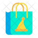 Christmas Bag Gift Bag Present Bag Icon