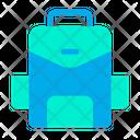 School Bag School Bag Icon